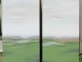Abstract Landscape I & II