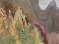 Plume Peaks - Detail